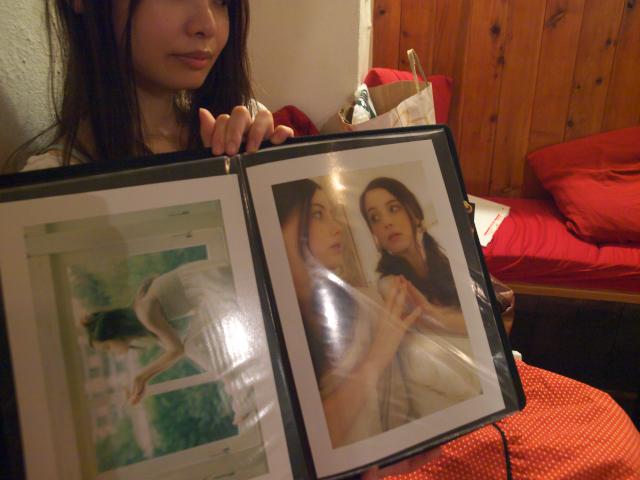西仲美咲のアボカドと写真のJazzyな夜_f0024992_1431361.jpg