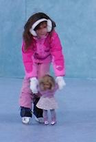 自然史博物館にスケートリンク登場 The Polar Rink_b0007805_14542659.jpg