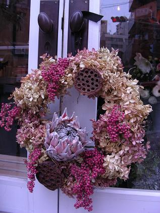 x\'mas wreath part2 !!_e0149863_15325029.jpg