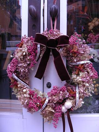 x\'mas wreath part2 !!_e0149863_15338100.jpg
