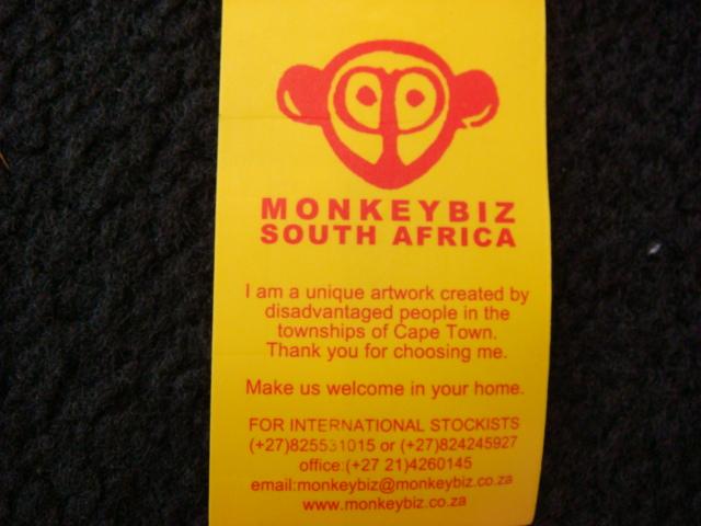『Monkeybiz/モンキービズ』_e0124490_176234.jpg