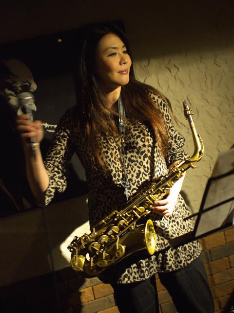 藤野美由紀の Live at G\'s Bar_f0024992_14263827.jpg