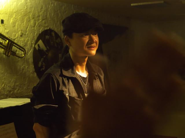 藤野美由紀の Live at G\'s Bar_f0024992_14281024.jpg
