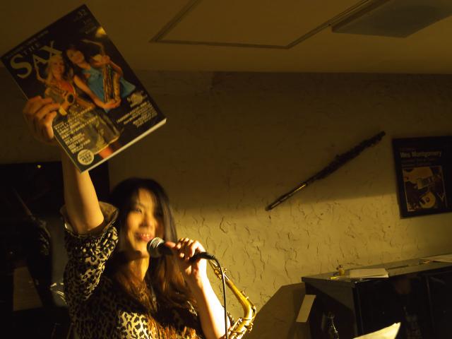 藤野美由紀の Live at G\'s Bar_f0024992_14283970.jpg