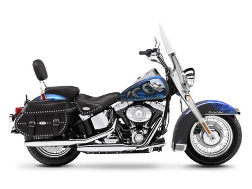 Harley Davidson FLSTC Heritage  その1。_d0130115_2245089.jpg