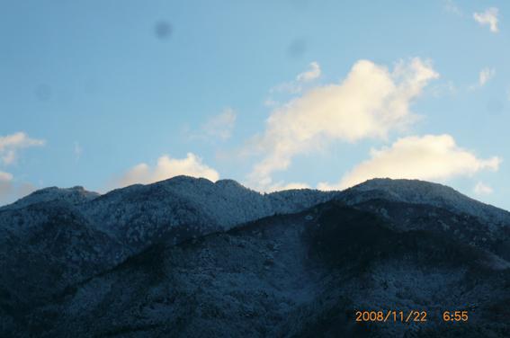11月22日〔土)冬がきた!!!_c0092937_5273236.jpg