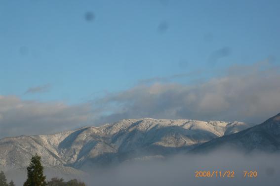 11月22日〔土)冬がきた!!!_c0092937_5275962.jpg