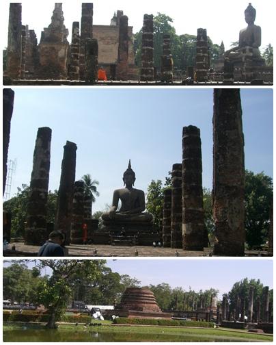 タイの乗り物と スコータイ遺跡_a0084343_17451547.jpg