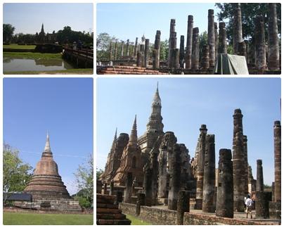 タイの乗り物と スコータイ遺跡_a0084343_17484251.jpg