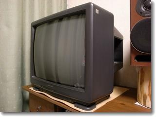 テレビが・・・_c0147448_23131027.jpg