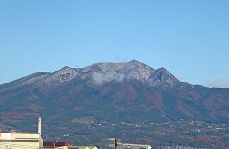 11月25日 お山は雪_a0001354_19172439.jpg