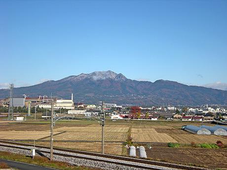 11月25日 お山は雪_a0001354_1917936.jpg