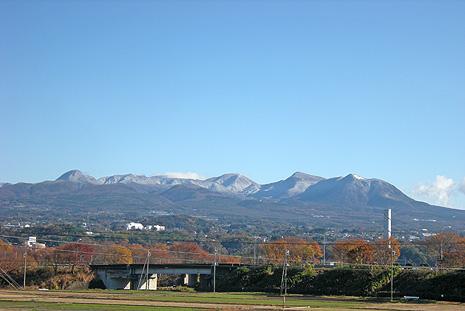 11月25日 お山は雪_a0001354_191798.jpg