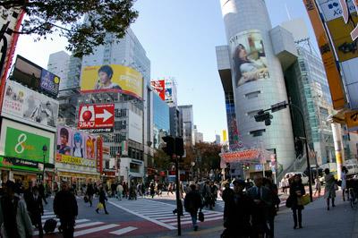 11月25日(火)今日の渋谷109前交差点_b0056983_13555657.jpg