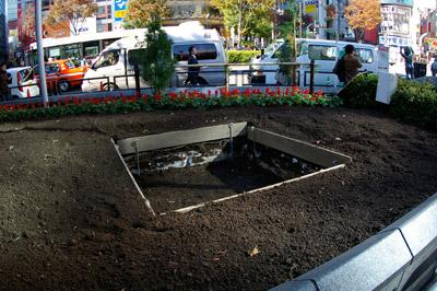 11月25日(火)今日の渋谷109前交差点_b0056983_1451920.jpg