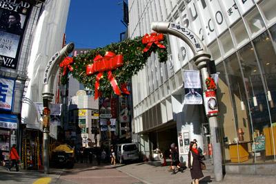 11月25日(火)今日の渋谷109前交差点_b0056983_1464344.jpg