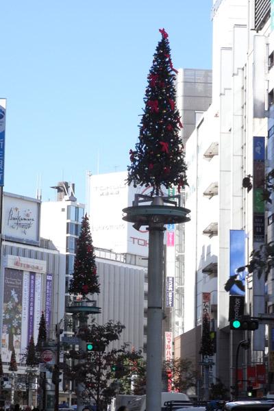 11月25日(火)今日の渋谷109前交差点_b0056983_16451487.jpg