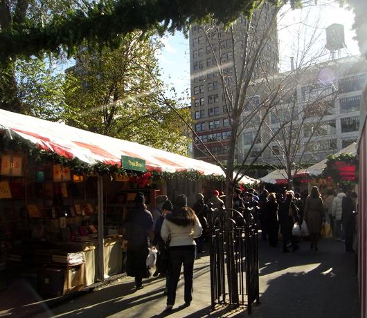 ユニオン・スクエアのホリデー・マーケット 2008_b0007805_2033517.jpg