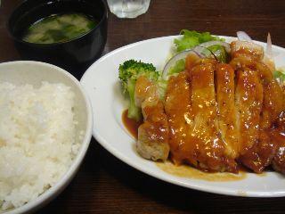洋食の朝日_c0025217_23283431.jpg