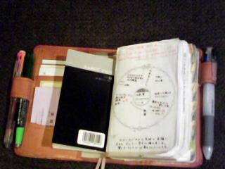081126 さとうめぐみの手帳カバーの秘密☆_f0164842_1531129.jpg