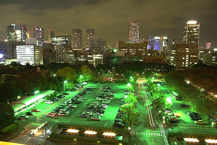 TokyoPrinceHotel-GreenParking_c0152379_2172081.jpg