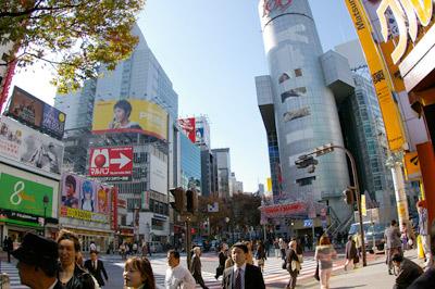 11月26日(水)今日の渋谷109前交差点_b0056983_17382126.jpg