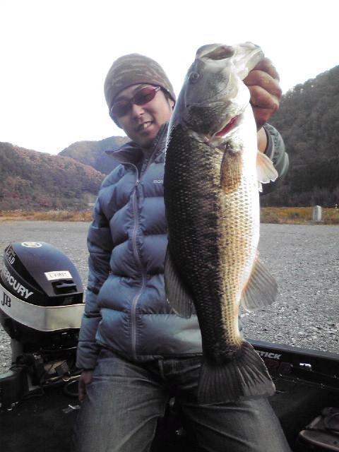 バイズフラッピンチャンクでBIG FISH!_a0097491_18103085.jpg