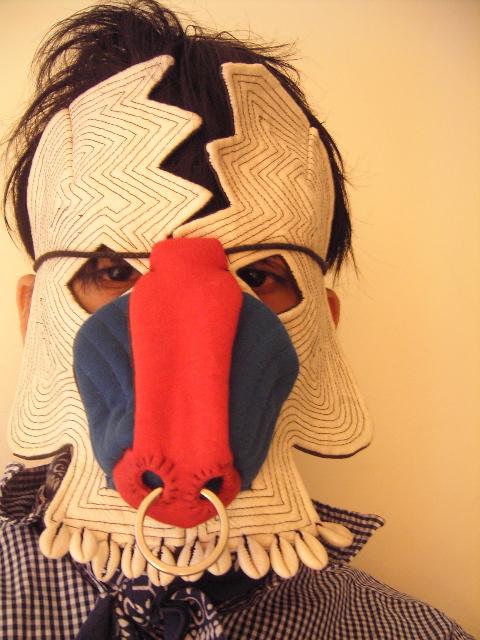 """Shin \""""Baboon Nose\""""_f0170995_14251053.jpg"""