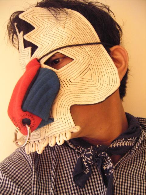 """Shin \""""Baboon Nose\""""_f0170995_14252138.jpg"""