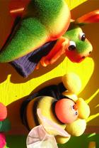 ホリデーマーケットで見つけたカラフルなお人形屋さん_b0007805_13375679.jpg