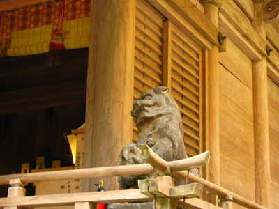 紅葉を訪ねて鞍馬 由岐神社_e0048413_2152541.jpg