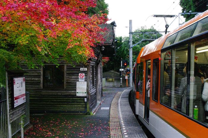 秋写真シリーズ Ⅱ ~叡山電車でGO~_f0152550_21531095.jpg