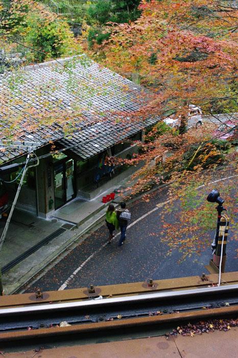 秋写真シリーズ Ⅱ ~叡山電車でGO~_f0152550_21573340.jpg