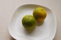 柚子やカボス_e0159969_19254660.jpg