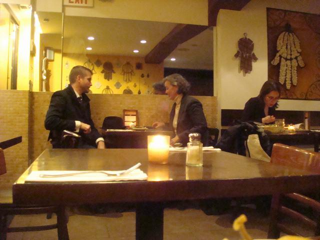 ウエストサイドでの夕食は、・・・・・_d0100880_2153022.jpg