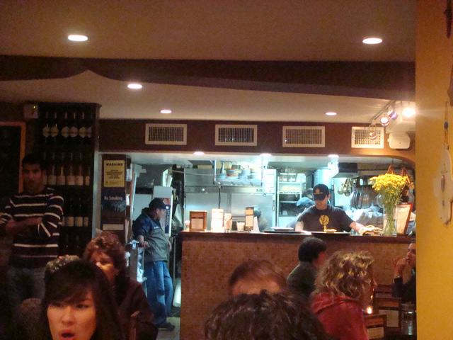 ウエストサイドでの夕食は、・・・・・_d0100880_215568.jpg