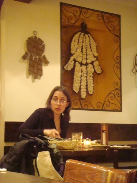 ウエストサイドでの夕食は、・・・・・_d0100880_2184741.jpg