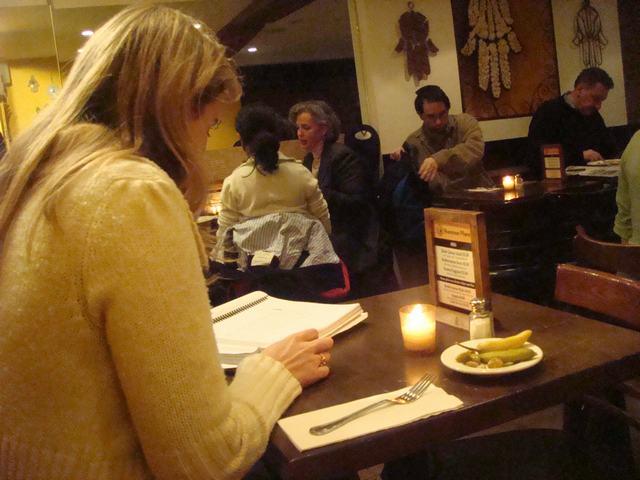 ウエストサイドでの夕食は、・・・・・_d0100880_2225573.jpg