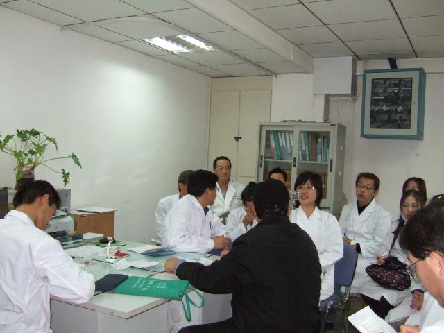 中国・北京中医院研修 参の壱_e0024094_17523061.jpg