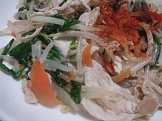 鶏野菜炒め_c0025217_19463324.jpg