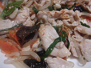 鶏野菜炒め_c0025217_19464597.jpg
