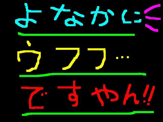 夜中は寒いよ…ですやん!_f0056935_21225910.jpg