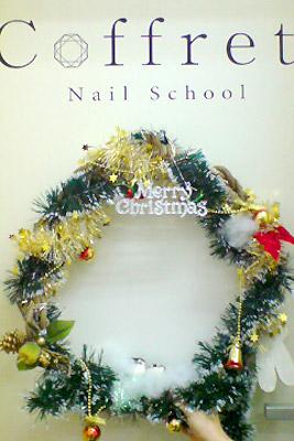 【講師 斉藤】クリスマスの入り口_e0166340_10355996.jpg