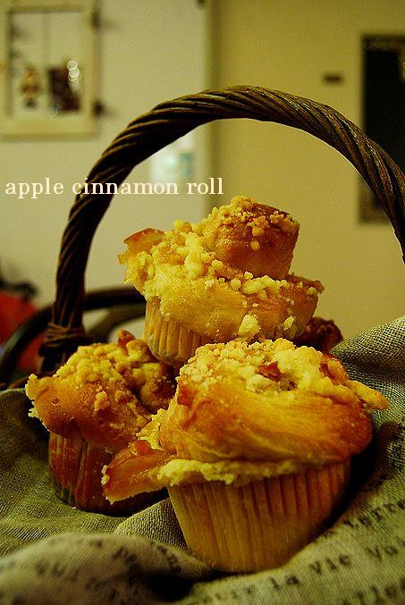 apple cinnamon roll_a0105872_161357.jpg