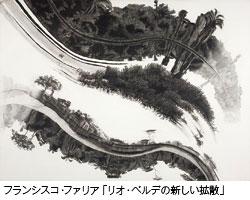 ★兵庫県立美術館『ブラジル×日本 旅が結ぶアート』・・・そして気になる壁!_e0154682_22494137.jpg
