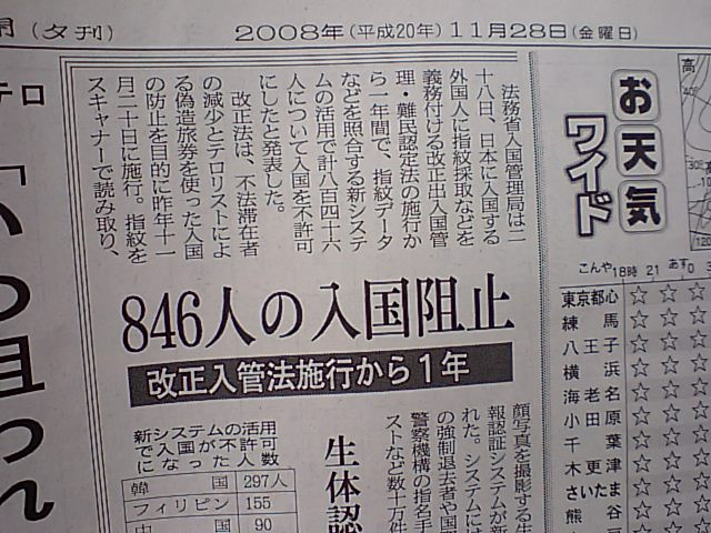 本日の日本経済新聞夕刊_d0027795_20302441.jpg