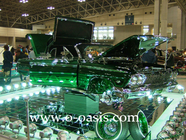 LOWRIDER CARSHOW FINAL 2008 in幕張メッセ  その2_d0141049_07841.jpg