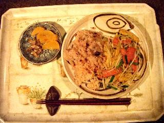 今日の夕飯はモヤシ炒め_e0166355_1824158.jpg