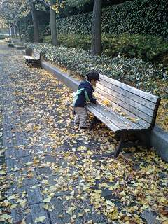 都会の公園で_d0028272_15335360.jpg