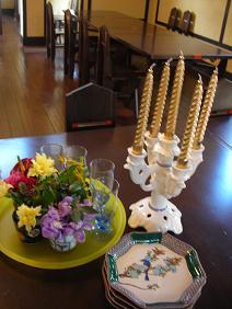 自由学園明日館公開講座「心を込めてテーブルセッティング・・・私たちの和の食卓」_c0128489_23364741.jpg